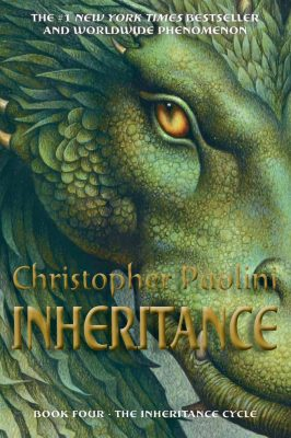 Book Review: the Inheritance Series by Christopher Paolini