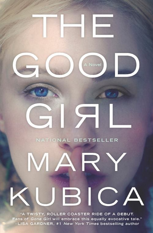 The Good Girl by Mary Kubica is a story of abuse and power but, hey, it's all OK because they love each other. It's meant to be a thriller but it's Twilight for older women without the vampires.  #Thriller #Books #BookReview #WomensLit #BookBlogger #TheGoodGirl