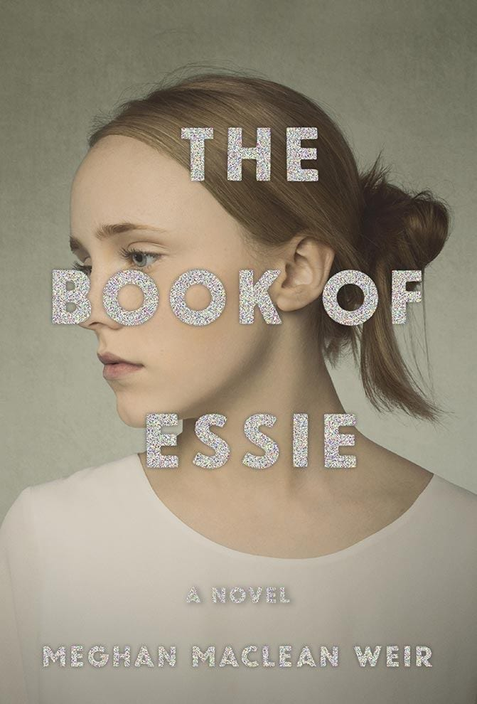 Sixteen-year old Essie Hicks is the youngest child of an Evangelical christian family with a hit reality television show. She's also pregnant. This is a beautiful and tragic YA novel by Meghan MacLean Weir. #YABooks #BookReview #books