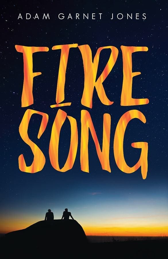 Grief, love, and life on a Canadian Indian Reserve in Fire Song by Adam Garnet Jones.  #Canadian #YABook #BookReview #BookBlogger #MassConsternation