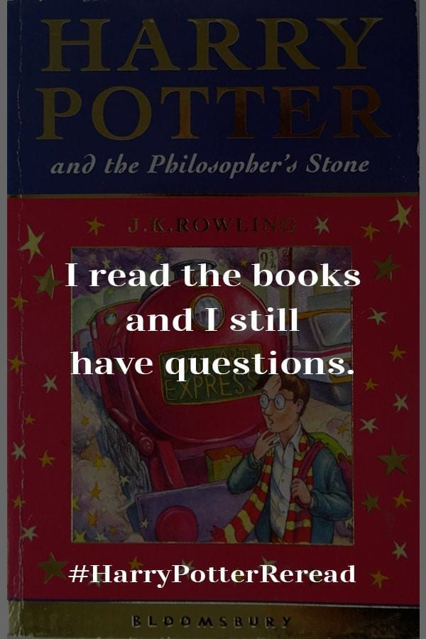 How did the Dursley\'s get off the island? I have questions after reading Harry Potter and the Philosopher\'s Stone.  #HarryPotter #WizardingWorld #Wizards #HarryPotterAndThePhilosophersStone #HarryPotterAndTheSorcerersStone #Books #Bookish #BookBlogger #MassConsternation