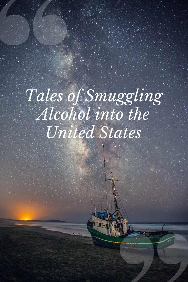 I love hearing local family lore. Being in Blaine, on the US/Canada border, I learned of smuggling alcohol into the United States.  #FamilyStories #LocalLore #Stories #History #MassConsternation