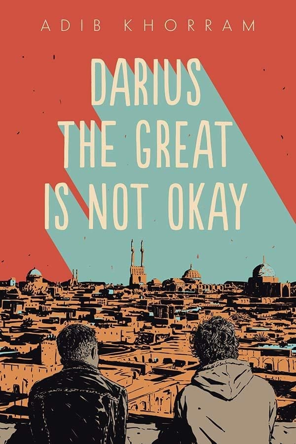I learned new things about Persian culture, Iran, and Star Trek reading Darius the Great is Not Okay by Adib Khorram.  #YABooks #YA #Books #BookReview #BookBlogger #ThirdCultureBooks #Persian #MassConsternation