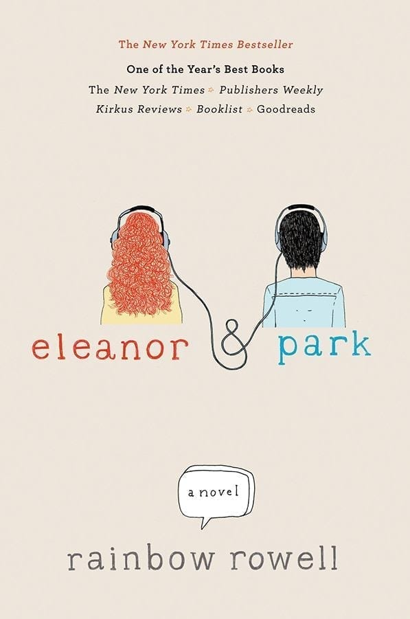 It's Banned Book Week so I'm reading Eleanor & Park by Rainbow Rowell: a story of laughter, tears, awkwardness, and young love, and loss.  #Books #YABooks #BookReview #BannedBooks #BannedBooksWeek #Rainbow Rowell #BookBlogger #MassConsternation