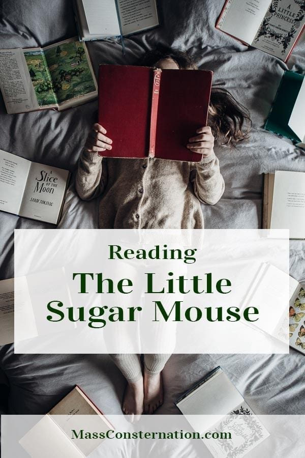 My most memorable childhood story is The Little Sugar Mouse by Enid Blyton. It\'s a story of what the toys do after you go to sleep.  #kidsLit #EnidBlyton #ChildrensBooks #Books #Reading