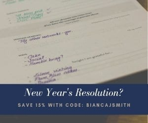 Best Self Co Journal for New Year's Resolution Coupon Code