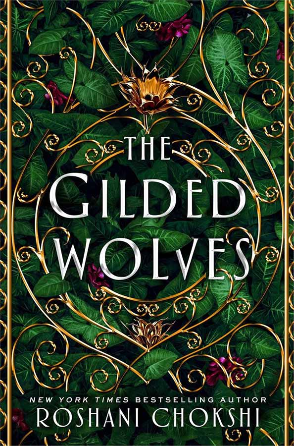 1889 Paris with a heist and magic and a charismatic but cursed heir in the Gilded Wolves by Roshani Chokshi.  #Fantasy #TheGildedWolves #RoshaniChokshi #Books #BookBlogger
