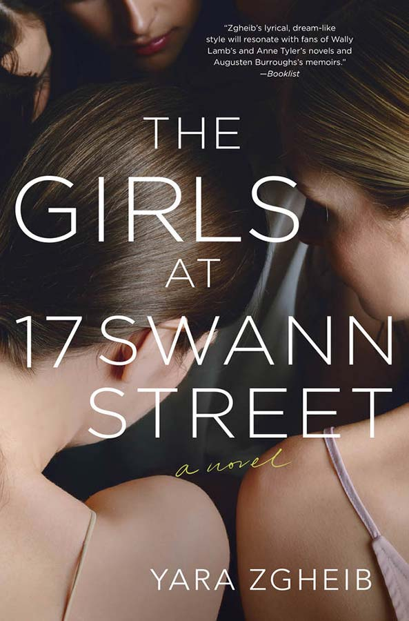 Anna Roux wasn\'t ill, she was healthy. She ate only apples, and ran daily and had weight to lose. The Girls at 17 Swann Street by Yara Zgheib is Anna\'s story of anorexia.  #Fiction #Books #TheGirlsAt17SwannStreet #NewRelease #Anorexia #Reading #MassConsternation #BookBlogger