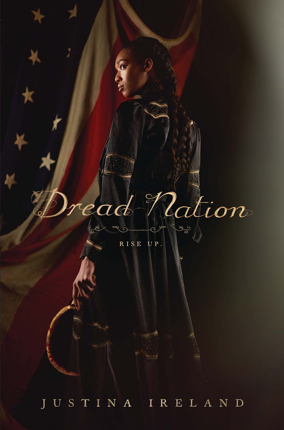 Dread Nation: A post-civil war historical novel, with added zombies. Justina Ireland has written a mostly historically correct novel.  #DreadNation #Zombies #Fiction #YA #YABooks #Books #Reading #BookBlogger #MassConsternation